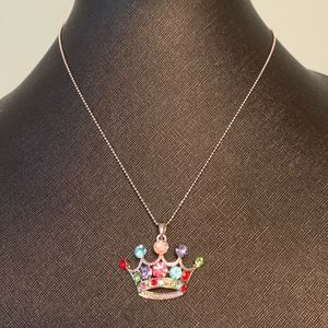 Jewelry - Crown Necklaces